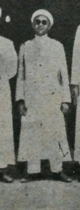 Sayyid Saleh Abdorrab Khalifah, salah satu tokoh Al-Irsyad di awal berdirinya